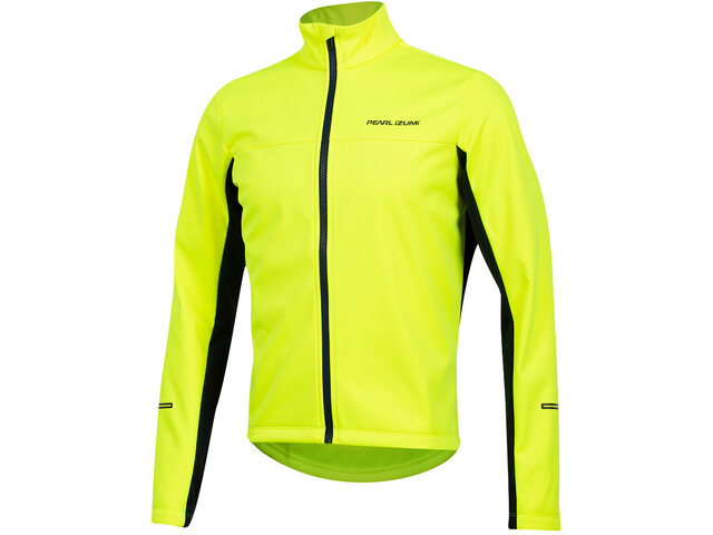 PEARL iZUMi Quest AmFIB Jacket Men screaming yellow/navy
